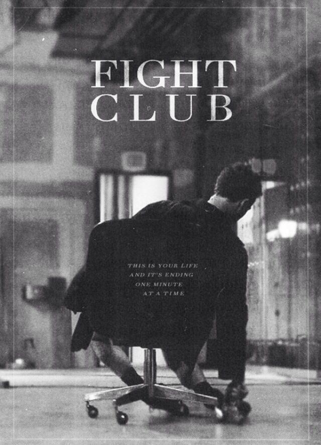 essays on fight club novel