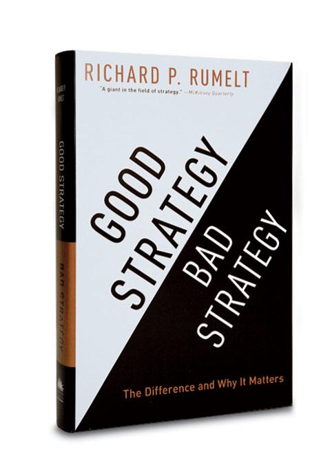 전략의 적은 전략이다 Good Strategy Bad Strategy, 리처드 루멜트