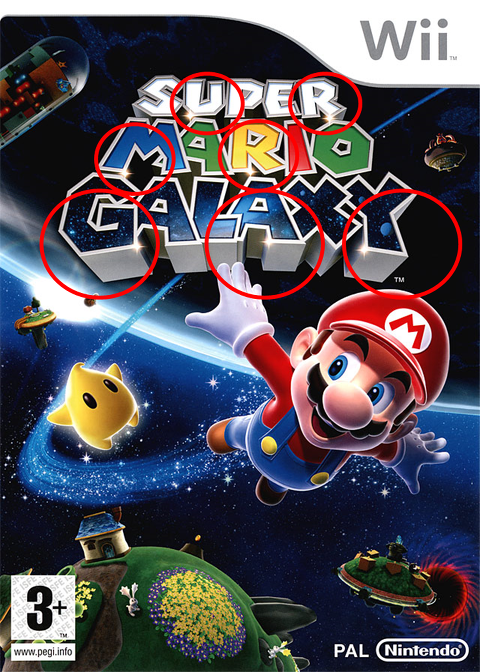 슈퍼 마리오 갤럭시 Super Mario Galaxy