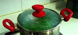 호박잎 잘 찌는법