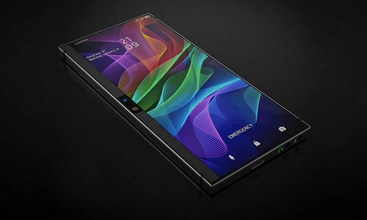 레이저, 레이저폰, razor, phone, 2, concept, 컨셉