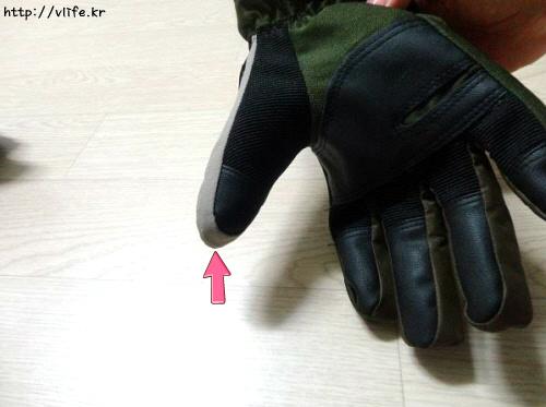 겨울 등산 장갑