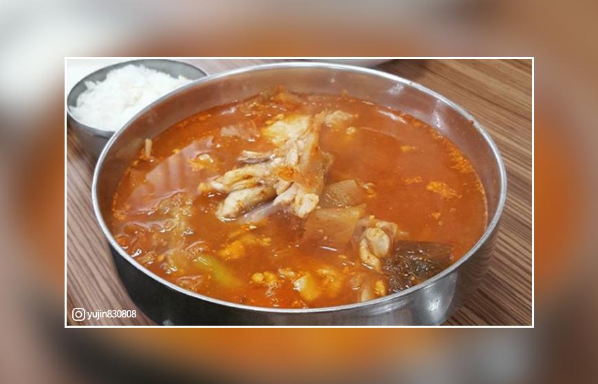 삼척 맛집 추천 : 만남의 식당