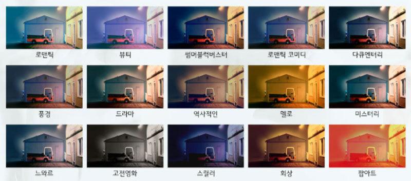LG V30 후기. 시네비디오 그리고 포인트 줌