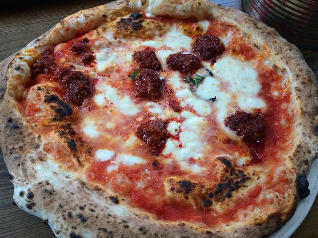 런던 피자