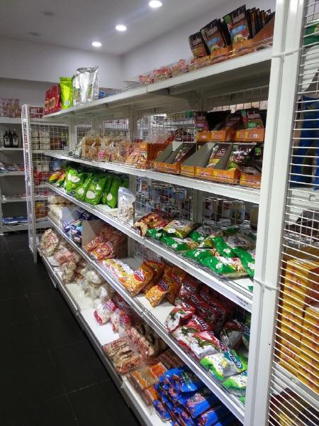 외국 식품