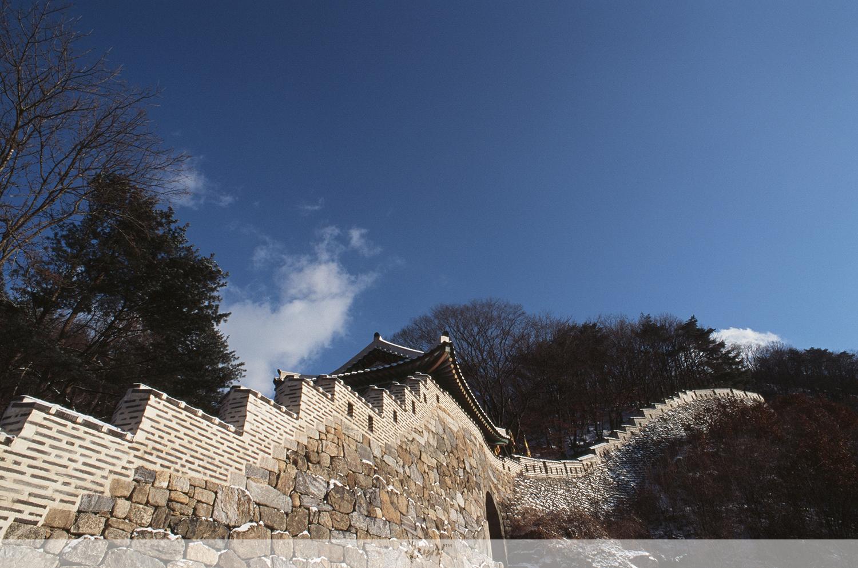 [필름] 남한산성 동문
