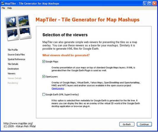 MatTiler 무료 GIS 프로그램