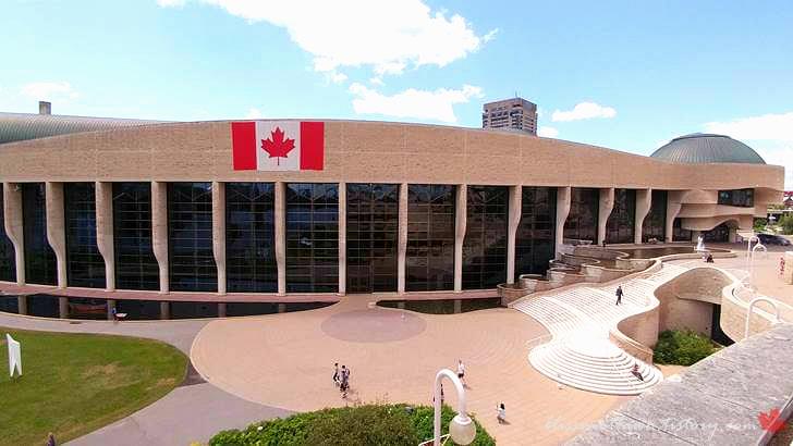 캐나다 역사 박물관입니다