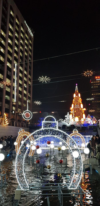 청계천불빛축제