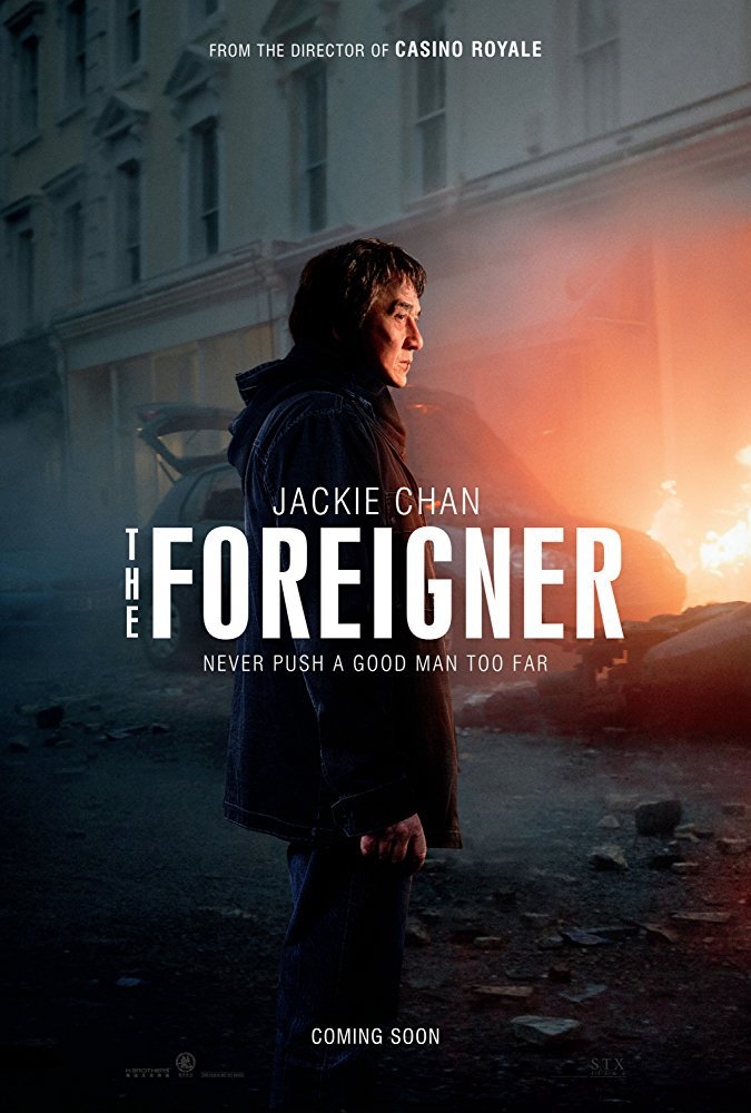 더 포리너 2017 (The Foreigner 2017)