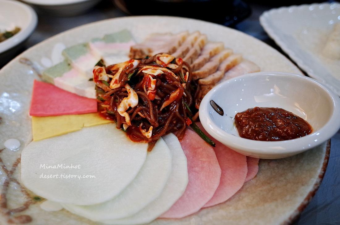 석향정 : 삼색두부요리 전문점, 충북 제천 의림지 두부요리전문점