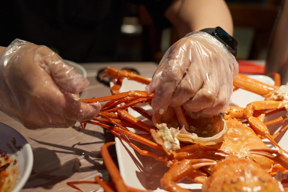 홍게데이 광안점 홍게 먹는법 13