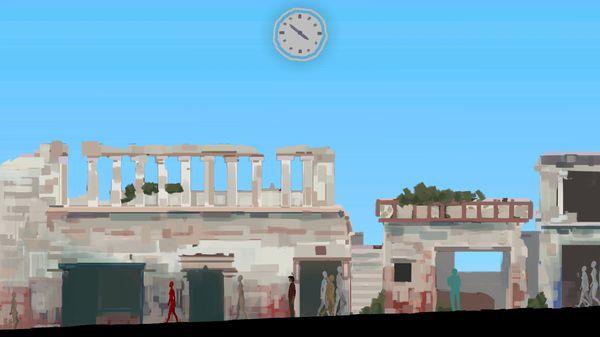 아버지와 아들 - 나폴리 국립 고고학 박물관이 제작 배포한 모바일 게임