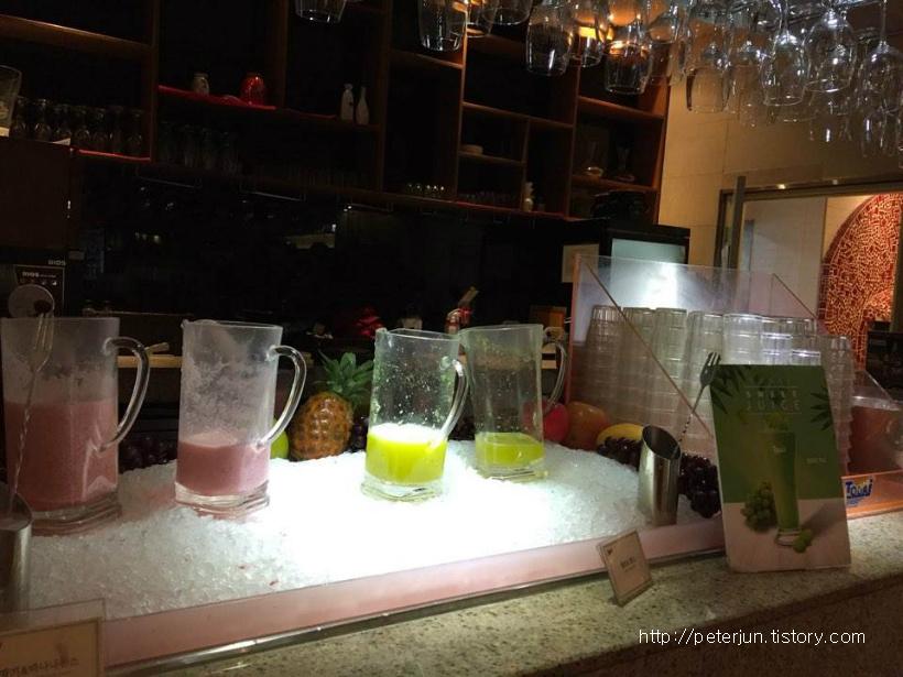 토다이 퀄리티 높은 음료수들
