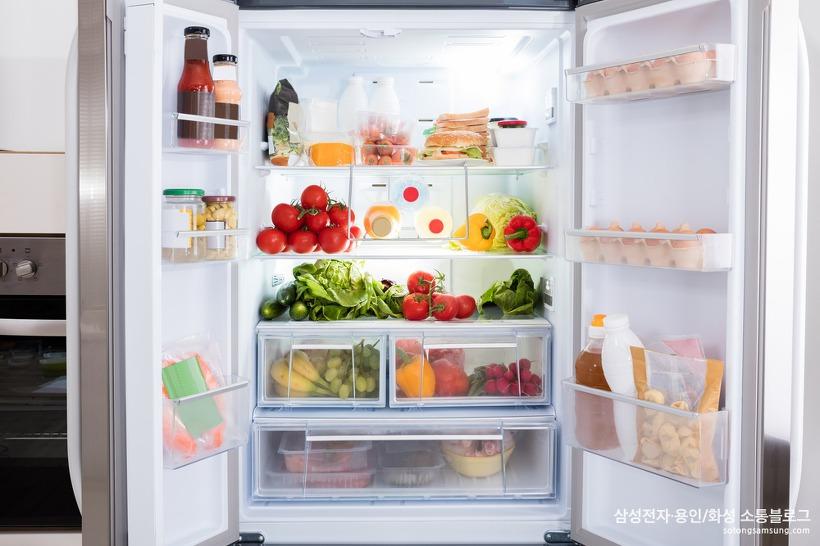 냉장고 알뜰 사용법
