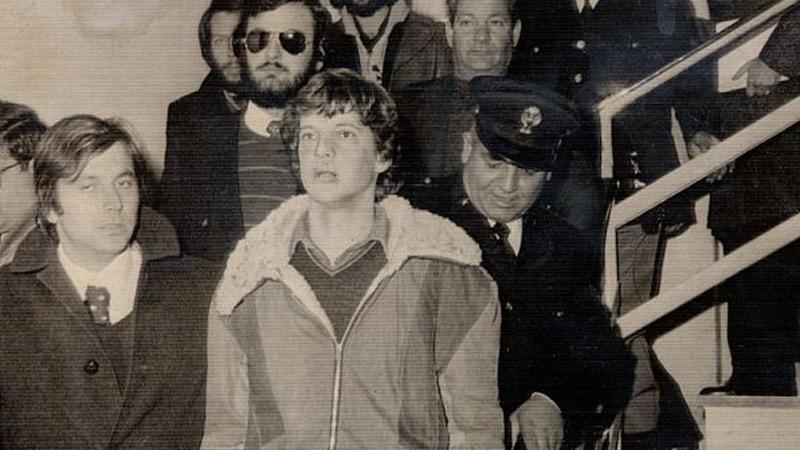 사진: 이탈리아 마피아 은드란게타에게서 풀려난 게티3세의 모습.