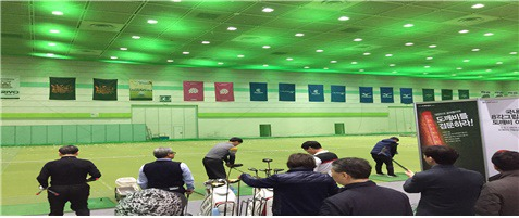 관람보다 참여로 이끈 한국골프종합전시회