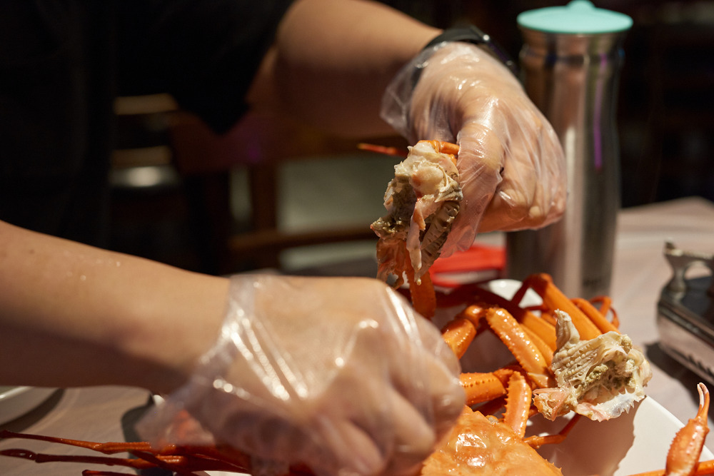 홍게데이 광안점 홍게 먹는법 3