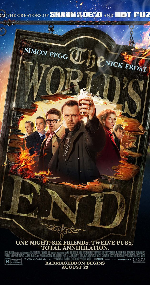 영화 the world's end