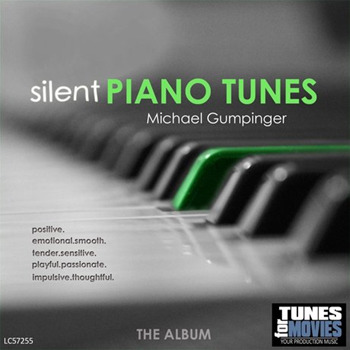 Michael Gumpinger [2017, Silent Piano Tunes]