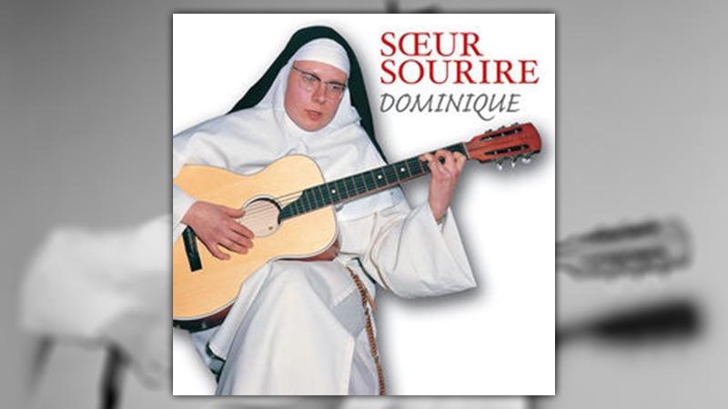 사진: 프랑스어로 웃는 수녀라는 뜻의 수에르 수녀는 데뷔 이름이었다.