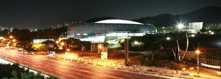 박태환수영장