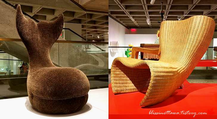 해외 디자이너 의자입니다