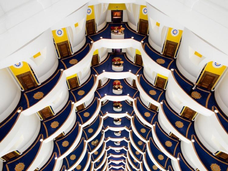 두바이 부르즈 알 아랍(Burj al Arab hotel)