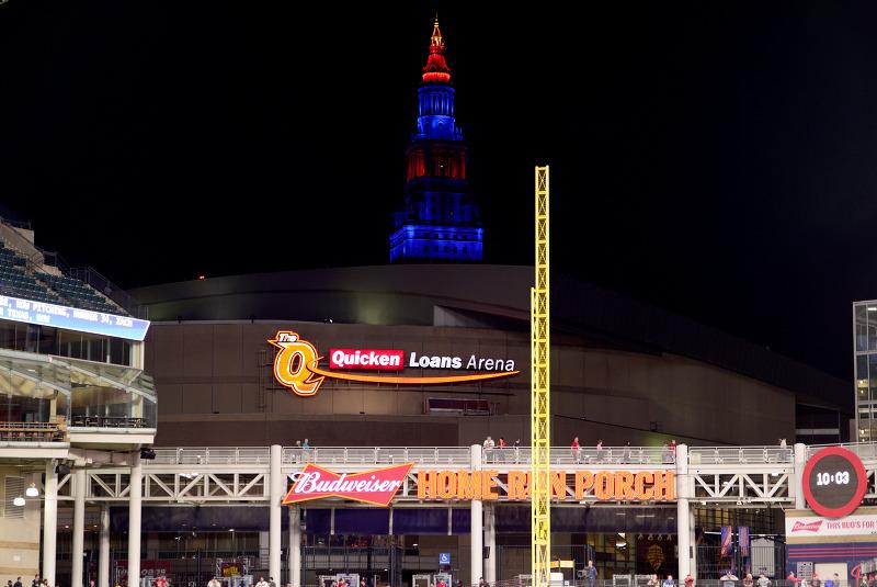 [2018 MLB TOUR] 텍사스 레인저스 vs 클리블랜드 인디언스 경기 (4/30 ~ 5/2 Game : Texas Rangers vs Cleveland Indians Game)