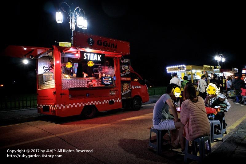 경주 맛집 / 봉황대 문화의 거리 프리마켓 / 푸드 트럭 체험기