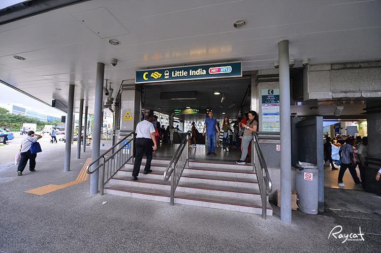 싱가포르 MRT 리틀 인디아역