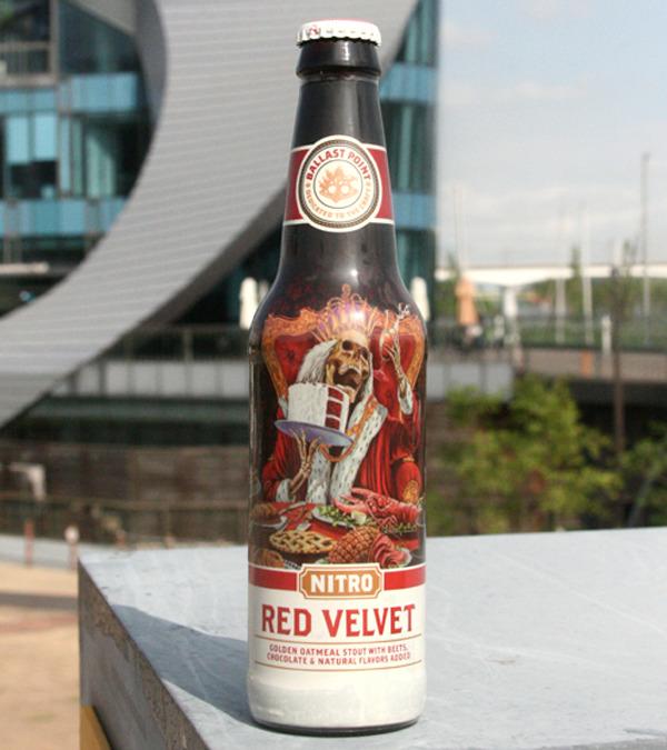 Ballast Point Red Velvet (밸러스트 포인트 레드 벨벳) - 5.5%