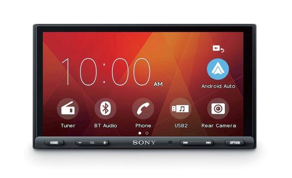 안드로이드 오토 & 애플 카플레이 지원...소니코리아 카오디오 XAV-AX5000 출시