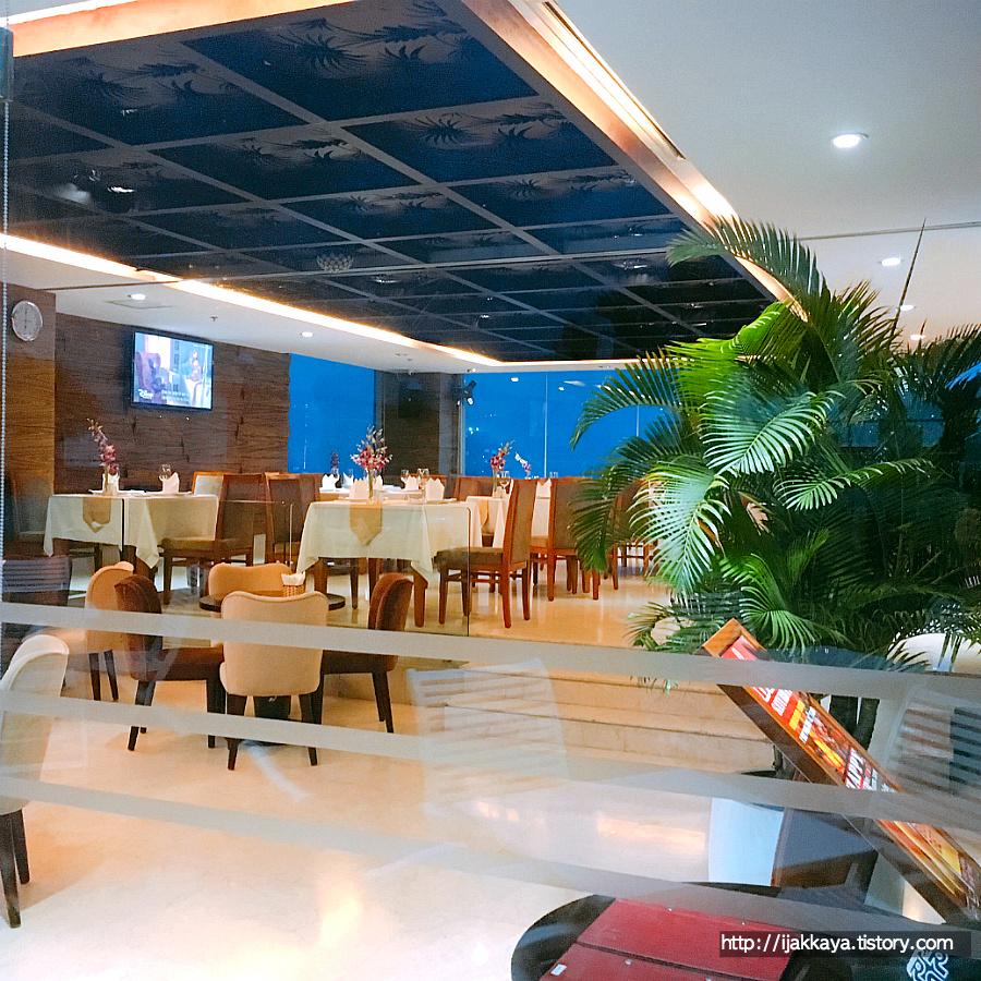 에덴스타 사이공 호텔 레스토랑