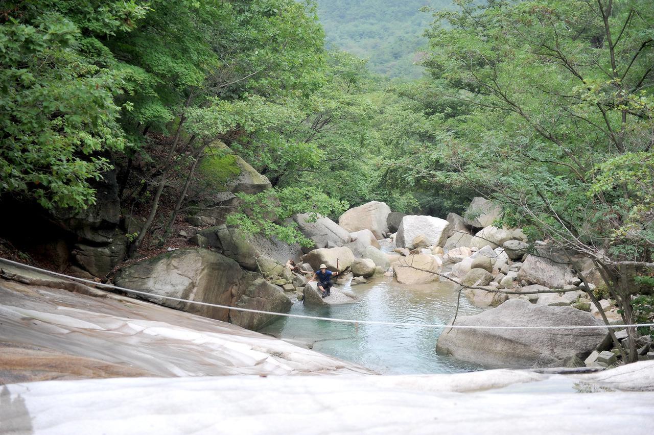 2012년8월 북한산 삼천사