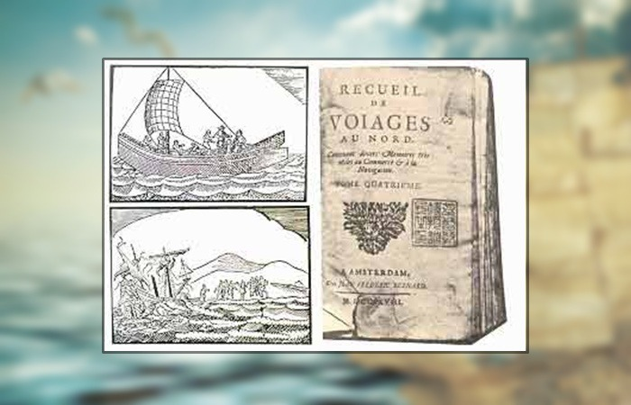 사진: 조선의 17세기 모습을 연구할 수 있는 자료가 된 하멜표류기. 원래는 밀린 임금을 받기 위하여 작성된 보고서이지만, 나중에 책으로 발간되어 유럽인들에게 정보를 전해주었다. [하멜과 박연의 훈련도감]