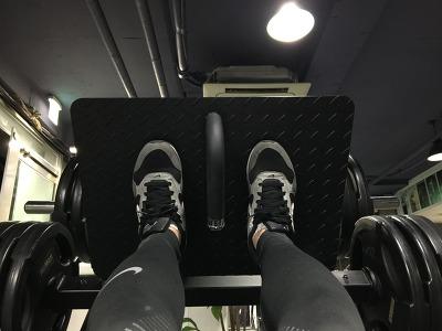 Leg Press-Standard